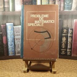 V. Rudner - Probleme de matematici speciale