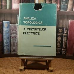 Marius Preda - Analiza topologica a circuitelor electrice