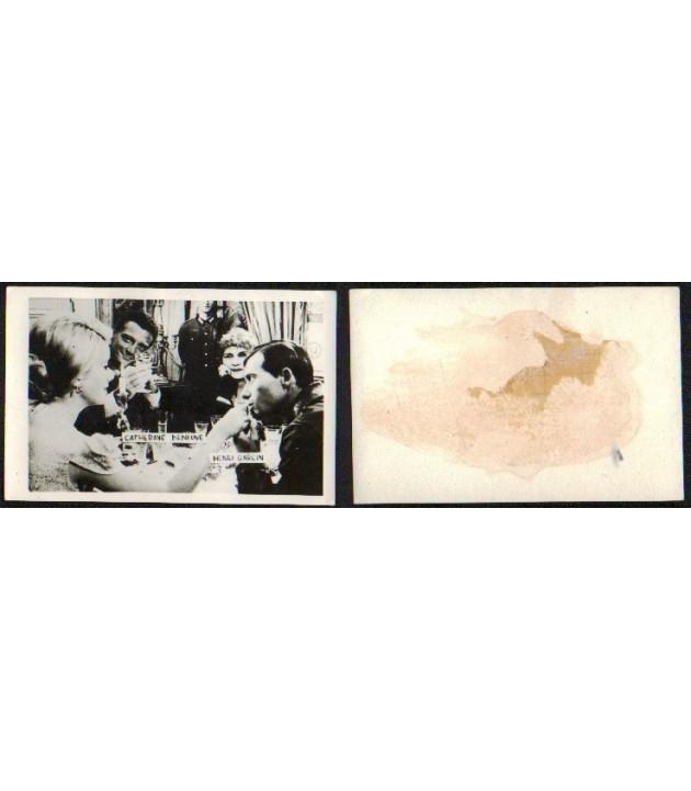 Catherine Deneuve & Henri Garcin