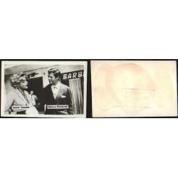 Simone Signoret & Marcelo Mastroiani