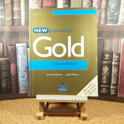 Jacky Newbrook - New proficiency Gold Coursebook