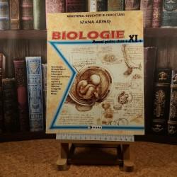 Ioana Arinis - Biologie manual pentru clasa a XI a