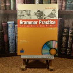 Debra Powell - Grammar Practice for upper intermediate students with key third edition