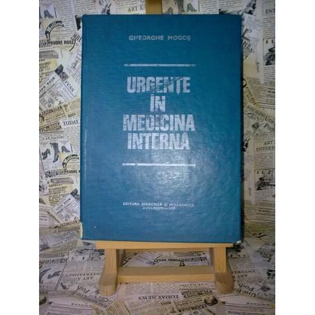 Gheorghe Mogos - Urgente In Medicina Interna