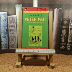 J. M. Barrie - Peter Pan in gradina Kensington