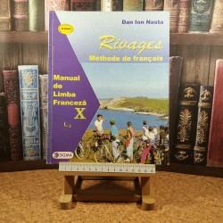 Dan Ion Nasta - Riuages methode de francais manual de limba franceza L2 X