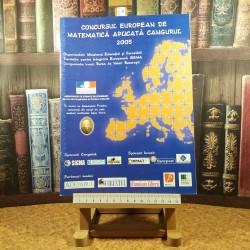 Concursul european de matematica aplicata cangurul 2005
