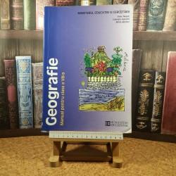 Silviu Negut - Geografie manual pentru clasa a VIII-a