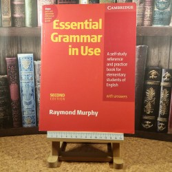 Raymond Murphy - Cambridge Essential Grammar in Use Second edition