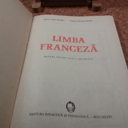 Doina Popa Scurtu - Limba Franceza manual pentru anul I de studiu