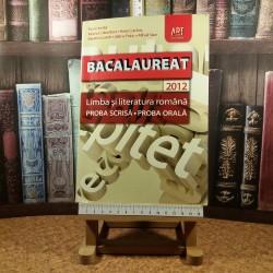 Florin Ionita - Bacalaureat Limba si literatura romana Proba scrisa Proba orala