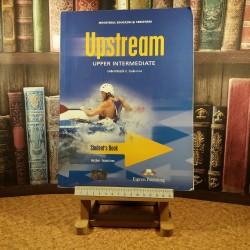 Bob Obee - Upstream upper intermediate Student's book limba engleza L1, clasa a X a