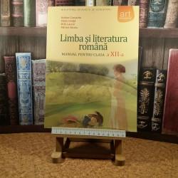 Adrian Costache - Limba si literatura romana manual pentru clasa a XII a