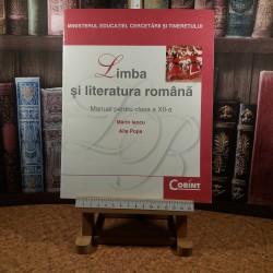 Marin Iancu - Limba si liteartura romana manual pentru clasa a XII a