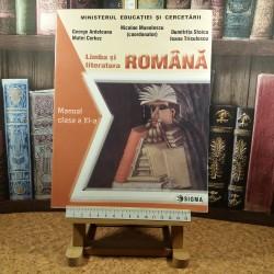 Nicolae Manolescu - Limba si literatura romana manual pentru clasa a XI a
