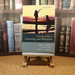 Russell A. Powell - Introduction to Learning and Behavior