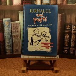 Jeff Kinney - Jurnalul unui pusti Rodrick e cel mai tare