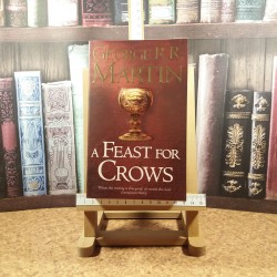 George R. R. Martin - A feast for crows A song of ice and fire Vol. IV