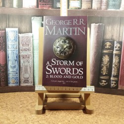 George R. R. Martin - A storm of Swords 2: Blood and gold Vol. III part two