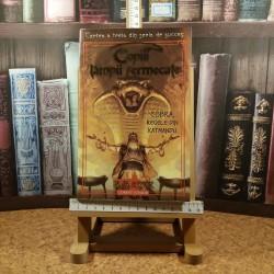 P. B. Kerr - Cartea a treia din seria de succes Copiii lampii fermecate Cobra regele din Katmandu