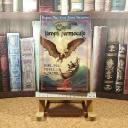 P. B. Kerr - Magicul New York Times Bestseller Copiii lampii fermecate Babilonul Djinnului albastru
