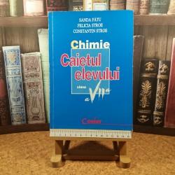 Sanda Fatu - Chimie caietul elevului clasa a VII a