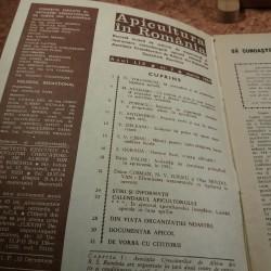 Apicultura in Romania 3 Martie 1984