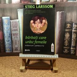 Stieg Larsson - Barbati care urasc femeile millennium 1, partea a II a
