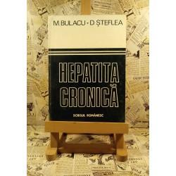 M. Bulacu - Hepatita cronica