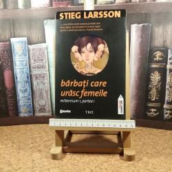 Stieg Larsson - Barbati care urasc femeile millennium 1, partea I