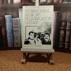 Nicolae Ciachir - Istoria politica a Europei de la Napoleon la Stalin