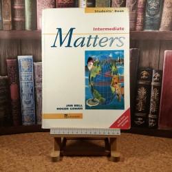 Jan Bell - Matters Intermediate Student's book