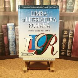 Carmen Ligia Radulescu - Limba si literatura romana manual pentru clasa a IX a