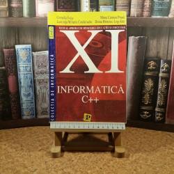 Cornelia Ivasc - Informatica C++ manual pentru clasa a XI a