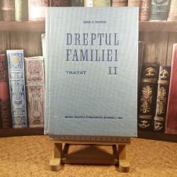 Tudor R. Popescu - Dreptul familiei Tratat II