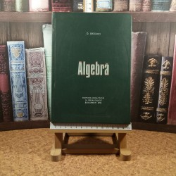 D. Draghici - Algebra