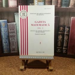 Gazeta matematica Seria B Anul CXIII nr. 2/2008
