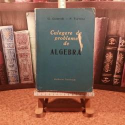 Cezar Cosnita - Culegere de probleme de algebra