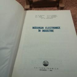 Th. Nicolau - Masurari electronice in industrie