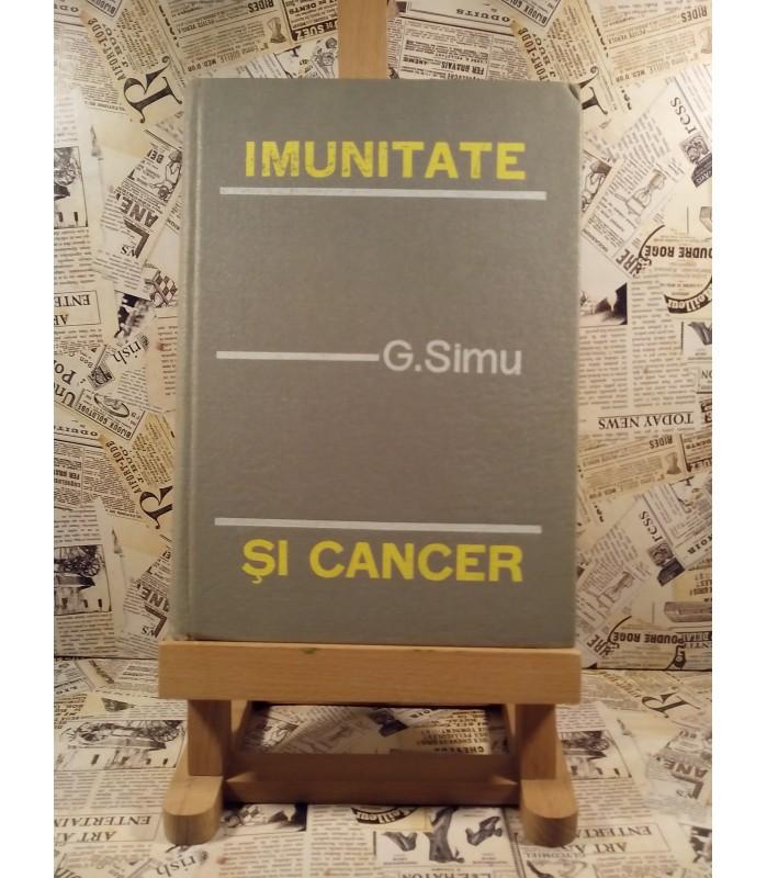 G. Simu - Imunitate si cancer