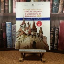 Lucia Copoeru - Istoria pe intelesul tuturor Ghid de pregatire a examenului de BAC 2016 Fara CD