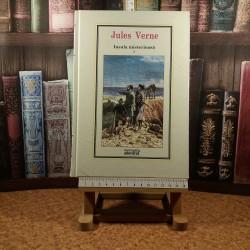 Jules Verne - Insula misterioasa vol. I