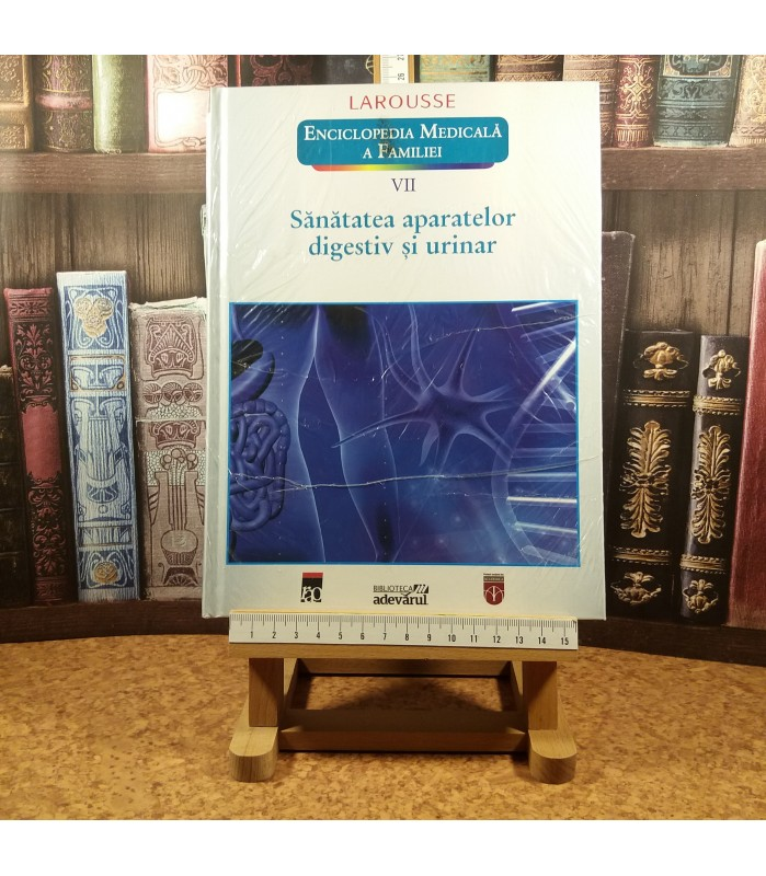 LaRousse VII Sanatatea aparatelor digestiv si urinar
