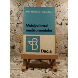 Dan Bedeleanu - Metabolismul medicamentelor