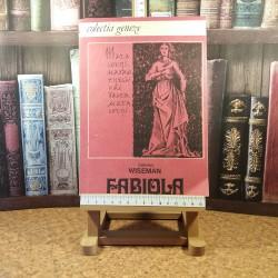 Cardinal Wiseman - Fabiola