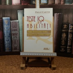 Philip Carter - Teste IQ si de abilitati