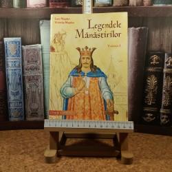 Leon Magdan - Legendele Manastirilor Vol. I