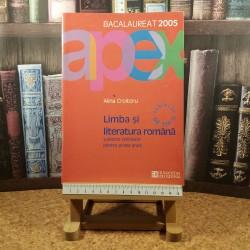 Alina Croitoru - Limba si literatura romana subiecte rezolvate pentru proba orala Subiecte de Tip II