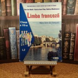 Dan Ion Nasta - Limba Franceza clasa a VII-a mon livre de francais