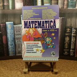 Stefan Smarandache - Matematica clasa a VIII-a exercitii si probleme